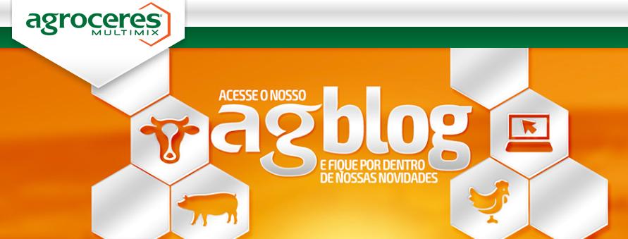 Acesse o AgBlog