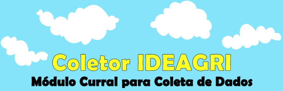 Coletro IDEAGRI - Módulo Curral para Coleta de Dados