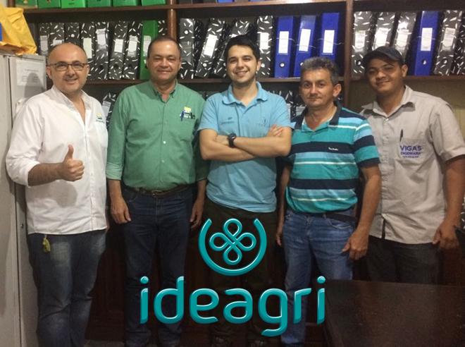 Foto do Treinamento IDEAGRI na COAGRI (Colinas, MA)